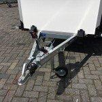 Proline gesloten 251x132x152cm 1300kg Aanhangwagens Zuid-Holland nw dissel