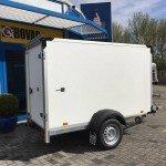 Proline gesloten 251x132x152cm 1300kg Aanhangwagens Zuid-Holland nw zijkant
