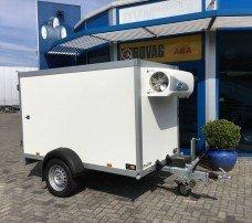 Proline koelaanhanger 250x130x150cm 1300kg Aanhangwagens Zuid-Holland nw hoofd