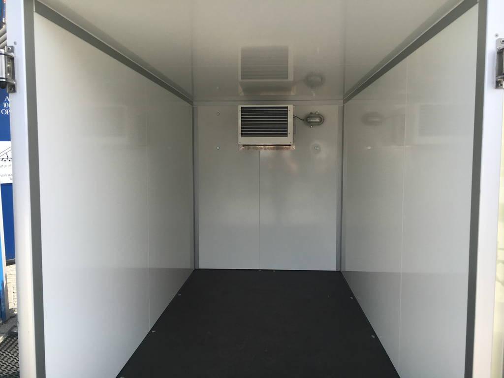 Proline koelaanhanger 250x130x150cm 1300kg Aanhangwagens Zuid-Holland nw laadruimte