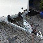 Proline koelaanhanger 300x146x180cm 2500kg Aanhangwagens Zuid-Holland 2.0 dissel