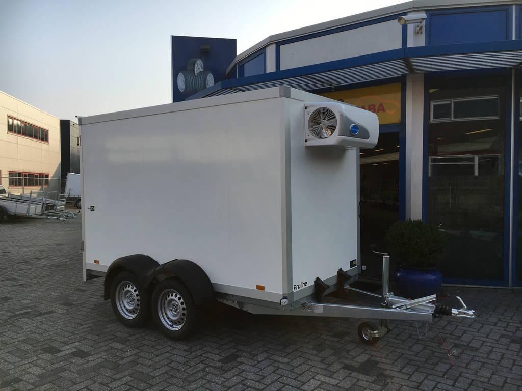 Proline koelaanhanger 300x146x180cm 2500kg Aanhangwagens Zuid-Holland 2.0 hoofd