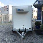 Proline koelaanhanger 300x146x180cm 2500kg Aanhangwagens Zuid-Holland 2.0 voorkant