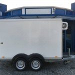 Proline koelaanhanger 300x146x180cm 2500kg Aanhangwagens Zuid-Holland 2.0 zijkant