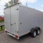Proline koelaanhanger 400x175x180cm Aanhangwagens Zuid-Holland achterkant