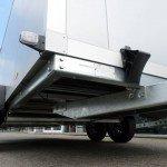 Proline koelaanhanger 400x175x180cm Aanhangwagens Zuid-Holland onderstel