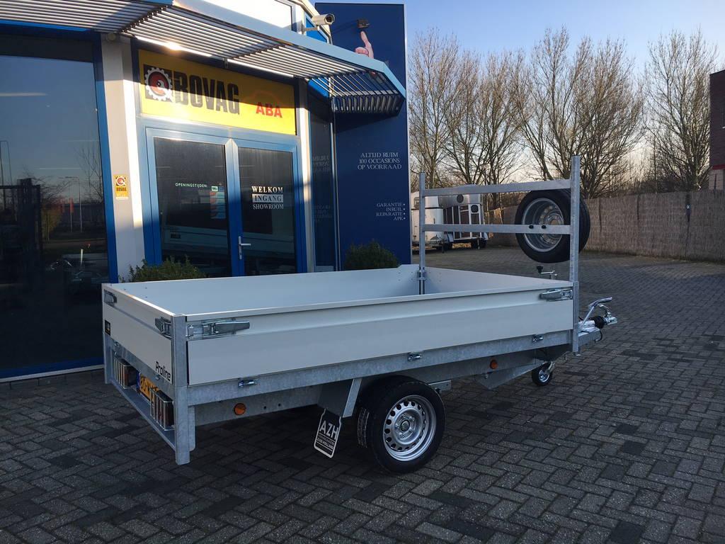 Proline plateau 251x155cm 1350kg plateauwagens Aanhangwagens Zuid-Holland dicht