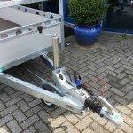 Proline tandemas alu 305x131cm bakwagens tandemas Aanhangwagens Zuid-Holland dissel