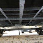 Proline verlaagd 301x185cm 2700kg plateauwagen Aanhangwagens Zuid-Holland 3.0 onderstel