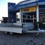Proline verlaagd 301x185cm 2700kg plateauwagen Aanhangwagens Zuid-Holland 3.0 overzicht
