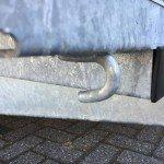 Proline verlaagd 301x185cm 2700kg plateauwagen Aanhangwagens Zuid-Holland 3.0 touwhaken
