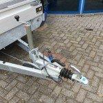 Proline verlaagd 401x202cm 3500kg plateauwagens Aanhangwagens Zuid-Holland 2.0 dissel