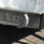 Proline verlaagd 503x202cm 2700kg plateauwagens Aanhangwagens Zuid-Holland touwhaken 2.0