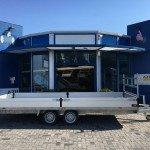 Proline verlaagd 503x202cm 2700kg plateauwagens Aanhangwagens Zuid-Holland zijkant 2.0