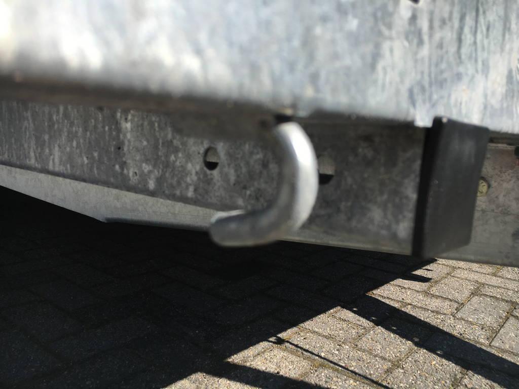 Proline verlaagd 503x202cm 3500kg plateauwagens Aanhangwagens Zuid-Holland touwhaken 2.0