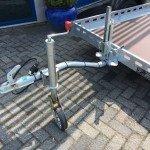 Proline zakbare motortrailer 260x155cm 750kg Aanhangwagens Zuid-Holland 2.0 dissel