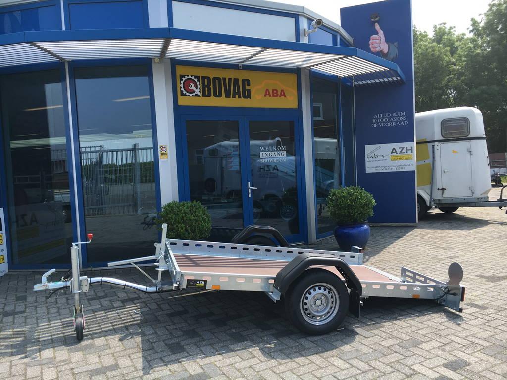 Proline zakbare motortrailer 260x155cm 750kg Aanhangwagens Zuid-Holland 2.0 hoofd