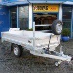 Saris kipper 255x135cm 1400kg kipper Aanhangwagens Zuid-Holland overzicht