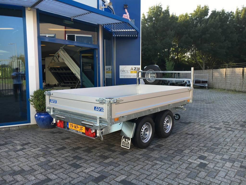 Saris kipper 270x150cm 2000kg kippers Aanhangwagens Zuid-Holland overzicht 2.0