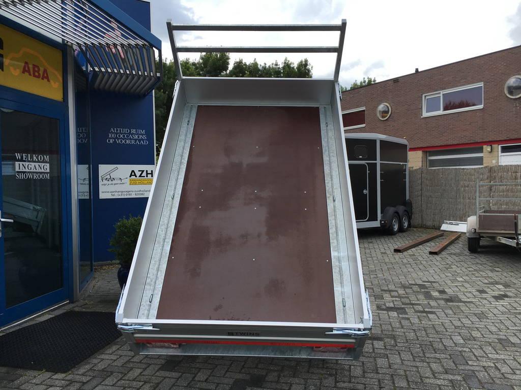 Loady kipper 307x157cm 750kg 2-as kippers Aanhangwagens Zuid-Holland 2.0 bak