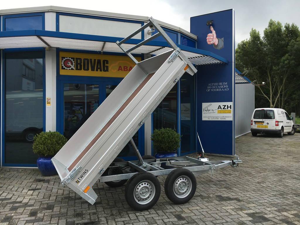 Loady kipper 307x157cm 750kg 2-as kippers Aanhangwagens Zuid-Holland 2.0 volledig