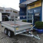 Loady kipper 307x157cm 750kg 2-as kippers Aanhangwagens Zuid-Holland 2.0 voorkant