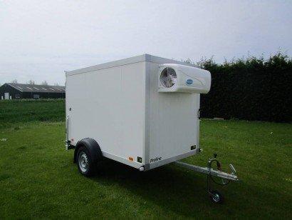 Proline koelaanhanger 250x130x150cm 750kg Aanhangwagens Zuid-Holland hoofd