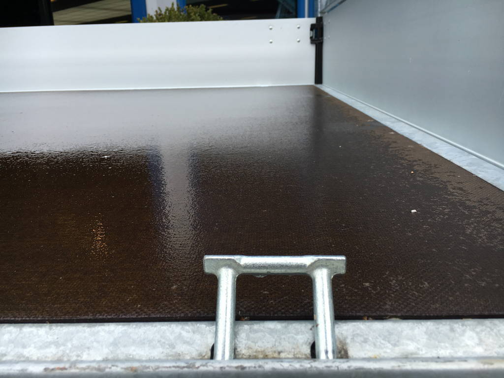 Proline verlaagd 401x202cm 2700kg plateauwagens Aanhangwagens Zuid-Holland 2.0 bindogen