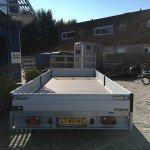 Proline verlaagd 603x202cm 3500kg plateauwagens Aanhangwagens Zuid-Holland achter 2.0