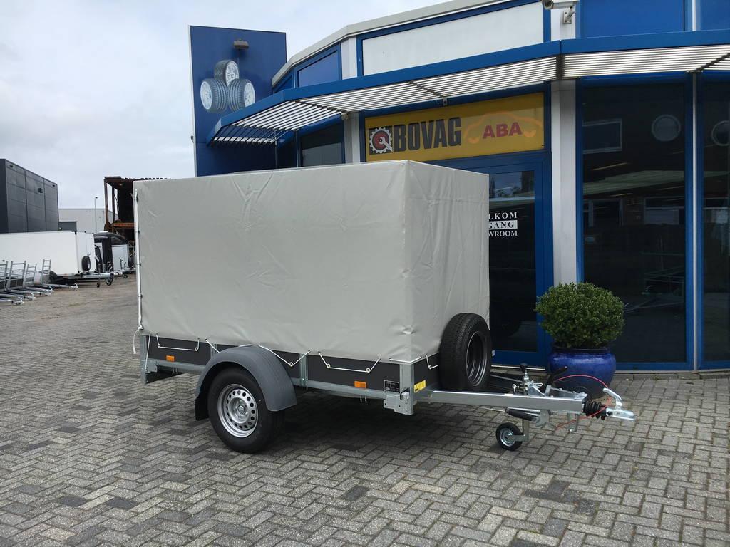 Saris huifaanhanger 256x134x150cm Aanhangwagens Zuid-Holland 2.0 hoofd