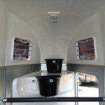 Humbaur Single alu 1,5 paards trailer paardentrailer Aanhangwagens Zuid-Holland 2.0 binnenkant