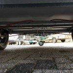 Humbaur Single alu 1,5 paards trailer paardentrailer Aanhangwagens Zuid-Holland 2.0 onderstel