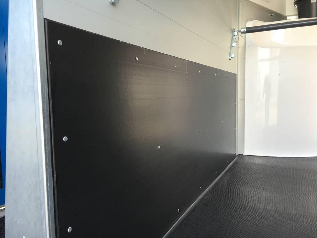 Humbaur Single alu 1,5 paards trailer paardentrailer Aanhangwagens Zuid-Holland 2.0 trapbescherming