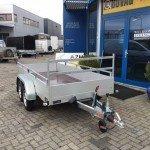 Anssems tandemas 301x126cm bakwagens tandemas Aanhangwagens Zuid-Holland overzicht