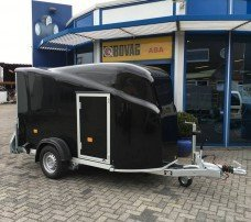 Easyline gesloten motortrailer 300x151x170cm Aanhangwagens Zuid-Holland 2.0 hoofd