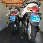 Easyline gesloten motortrailer 300x151x170cm Aanhangwagens Zuid-Holland 2.0 scooters