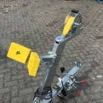 Pega rubberboottrailer 425x170cm Aanhangwagens Zuid-Holland lier
