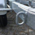 Pega rubberboottrailer 425x170cm Aanhangwagens Zuid-Holland sjoroog