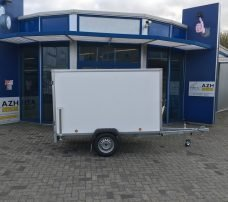 Easyline gesloten 249x122x150cm 750kg Aanhangwagens Zuid-Holland hoofd 2.0