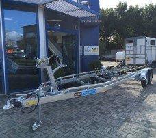 Pega Boottrailer 755x210cm Aanhangwagens Zuid-Holland hoofd