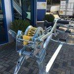 Pega Boottrailer 755x210cm Aanhangwagens Zuid-Holland katrol
