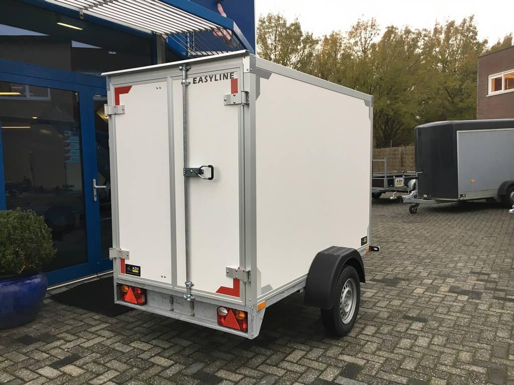 easyline-gesloten-aanhangwagen-200x130x150cm-750kg-gesloten-aanhangwagens-aanhangwagens-zuid-holland-achterkant-schuin