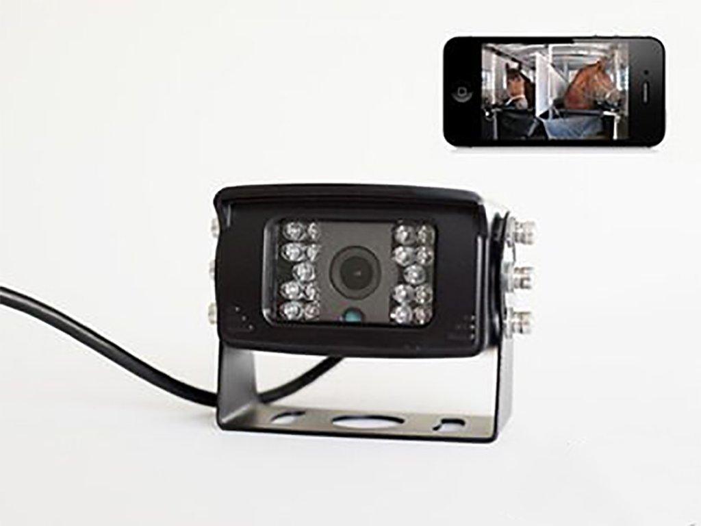 Proline HD camera paardentrailers Aanhangwagens Zuid Holland scherm