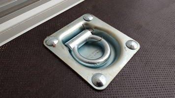 Vloeroog inbouw gemonteerd Accessoires